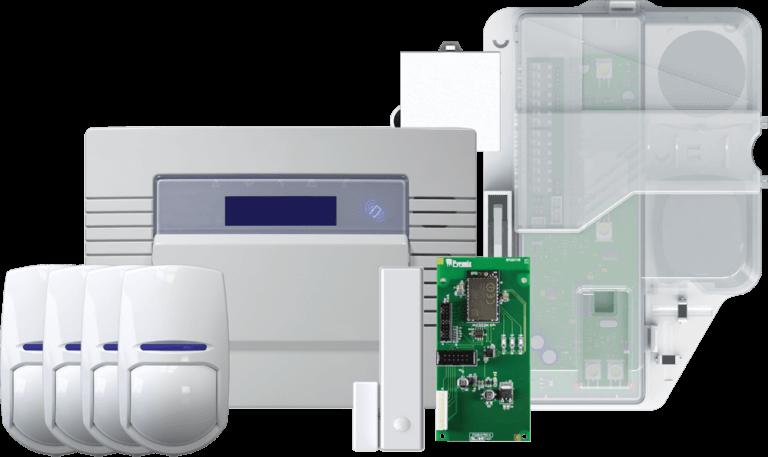 Pyronix Enforcer Wireless Alarm System Pstn Kit 3