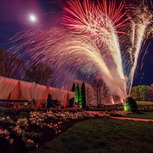 Castleton Farms, Pyro Shows, Photo by Garrett Hill