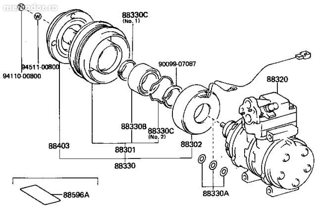 Ford Diagrams : Ford F 150 Blower Motor Resistor Location