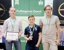 2:e plats, IES Uppsala