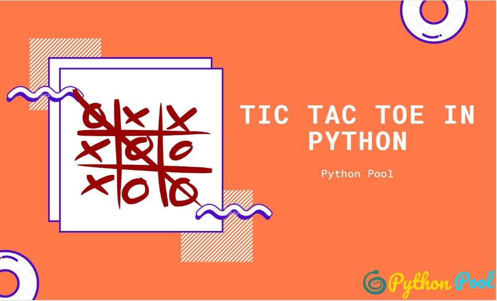 Creating GUI enabled Tic Tac Toe in Python