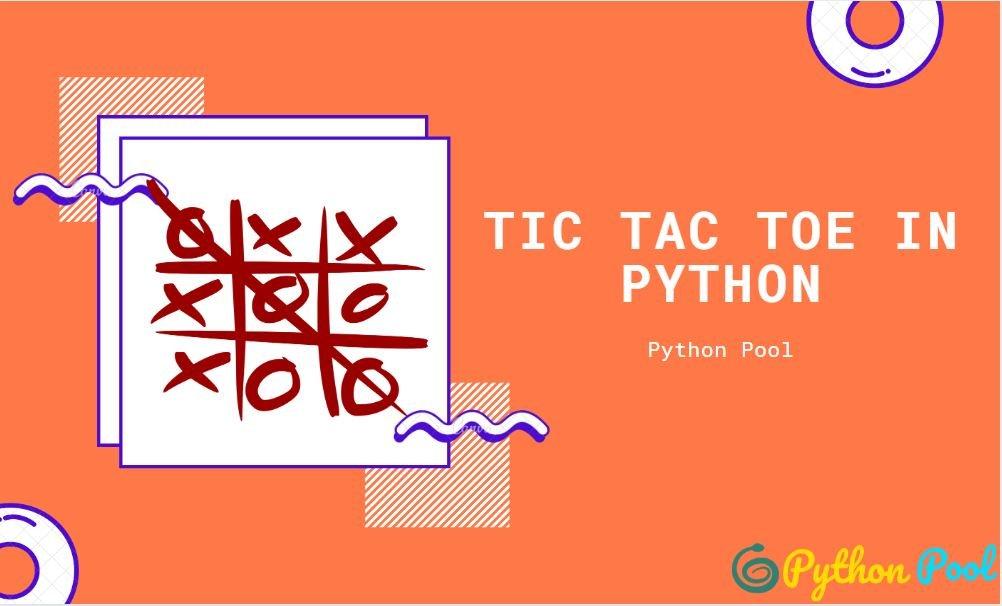 tic tac toe python