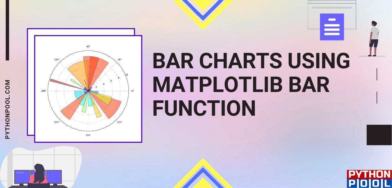 matplotlib bar