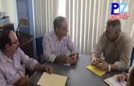 Ministro de Obras Públicas y Transportes hizo gira por cantón de Osa