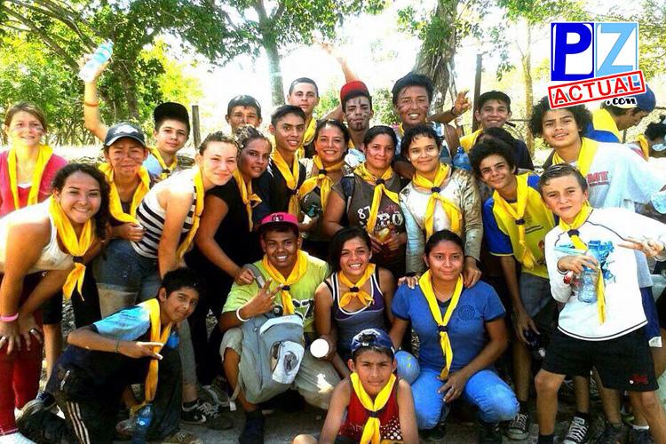 Campamento Nacional de Juventud 2015 reunió a más de 600 jóvenes Cruzrojistas.