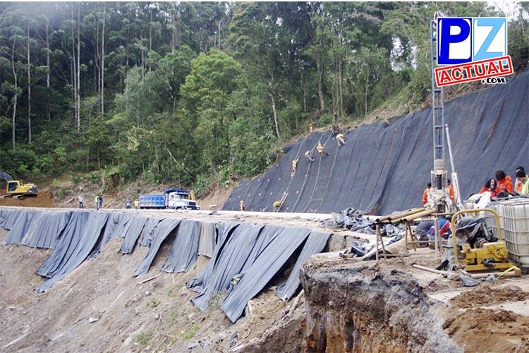 En dos semanas se podría abrir el paso por la Ruta 2, a la altura de La Cangreja.