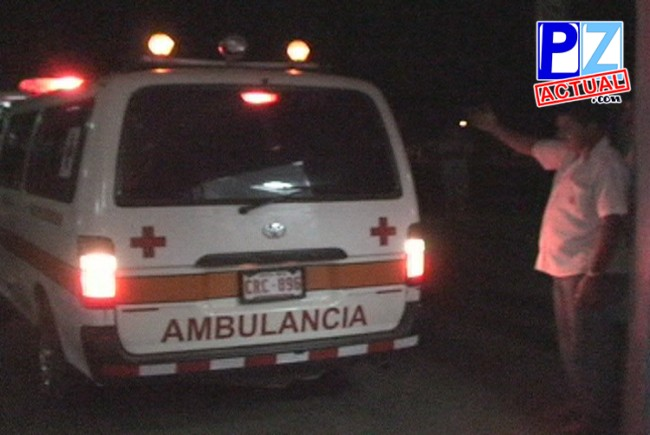 Joven que se accidentó en Cajón el viernes pasado perdió la batalla.