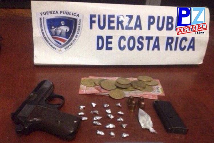 Fuerza Pública detiene a 45 personas por diversos delitos en varios puntos del país.