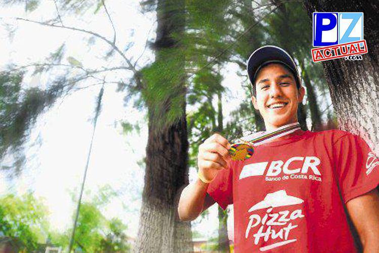 Bonaerense representará a Costa Rica en los Juegos Olímpicos Río de Janeiro 2016.