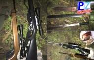 Detienen a cazadores con armas, municiones y carne en Buenos Aires de Puntarenas.