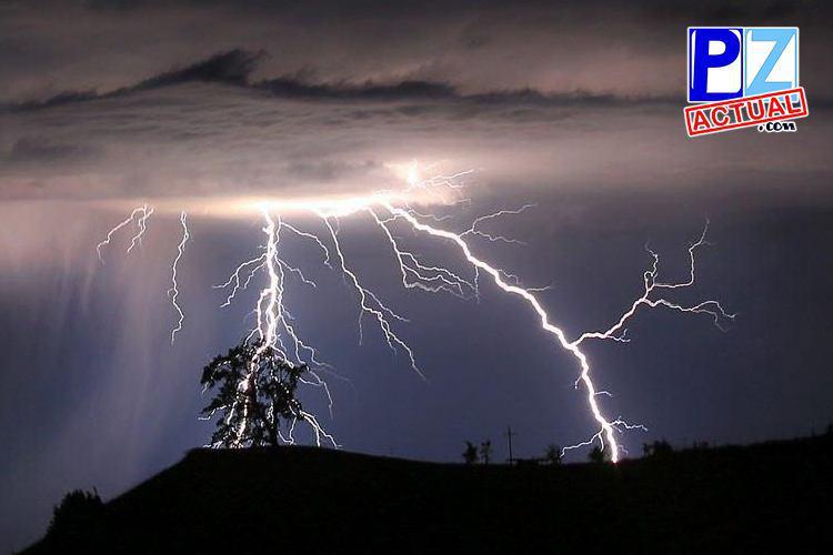 ¿Sabe usted qué hacer antes, durante y después de una tormenta eléctrica?