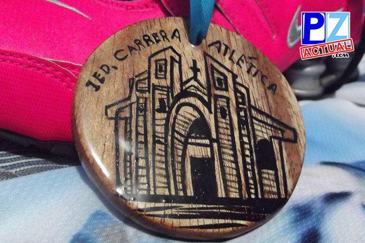 1ra edición de la Carrera Medalla Milagrosa en Peñas Blancas será este 17 de mayo.
