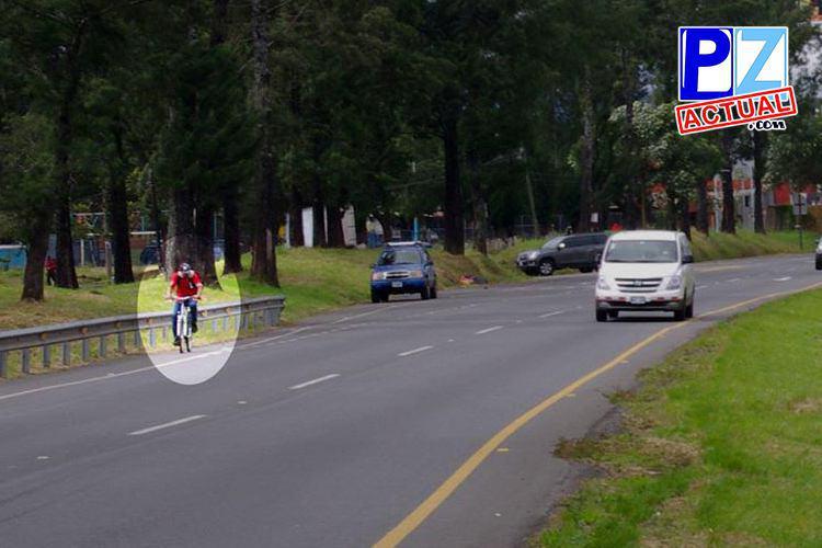 Mayoría de ciclistas fallecidos en carretera perdieron la vida por su propia imprudencia.