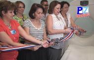 Donan equipo médico al Hospital Escalante Pradilla e inauguran EBAIS en Barrio Los Ángeles.