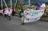 Sala Constitucional rechazó el recurso de amparo que pretendía evitar desalojo en Finca Chánguena.