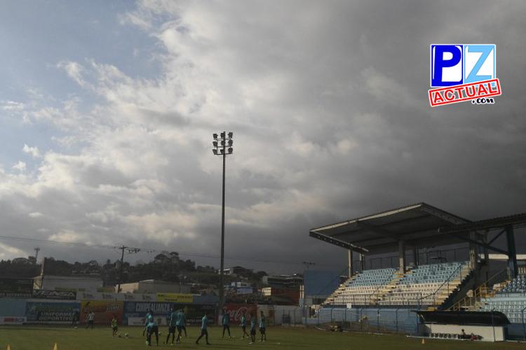 Proyecto enfocado en la iluminación del Estadio Municipal de Pérez Zeledón avanza a paso seguro.