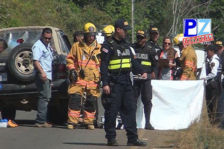 Menor de siete años falleció víctima de atropello en Volcán de Buenos Aires.