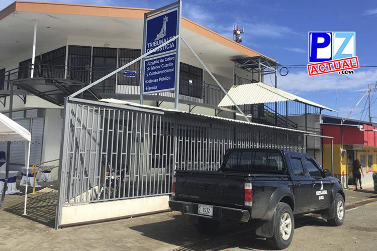 Puerto Jiménez cuenta con nuevas instalaciones de Tribunales de Justicia.