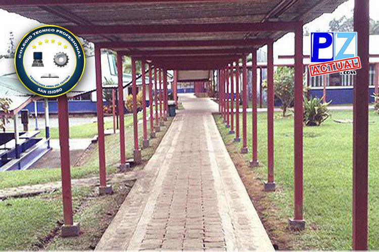 Reseña Histórica Colegio Técnico Profesional San Isidro.