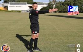 Árbitro generaleño debutará este jueves en Primera División.