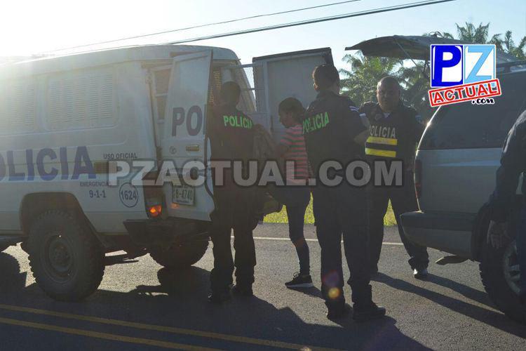 Fuerza Pública rescata a tres ecuatorianos y detiene a presunto traficante de personas en Quepos.