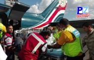 Servicio de Vigilancia Aérea ha realizado 22 vuelos ambulancia en lo que va de este año.