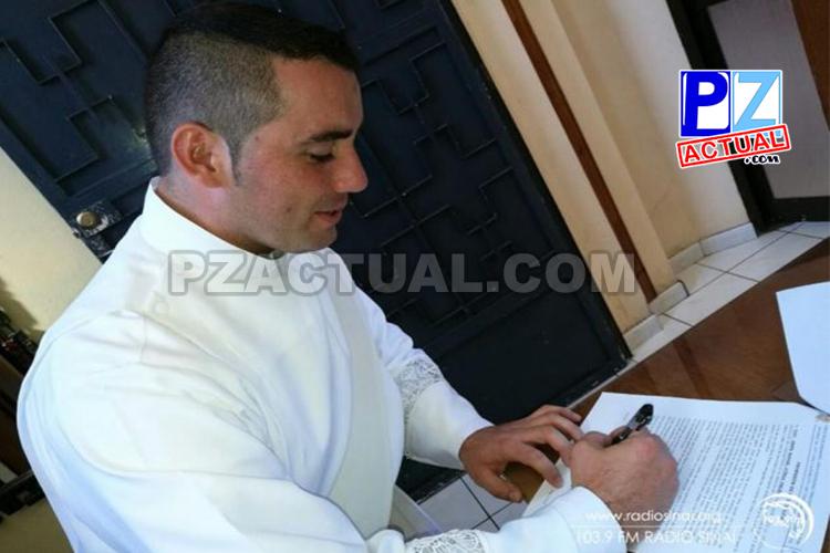 Diócesis de San Isidro tiene un nuevo Sacerdote.