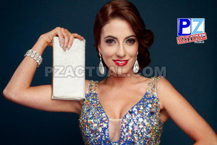 Generaleña viajará a El Salvador para representar a Costa Rica en Certamen de Belleza.