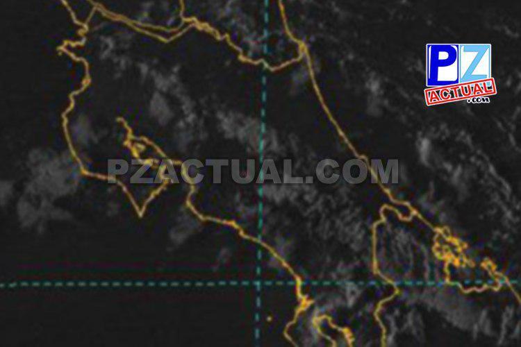 Sistema de alta presión continúa generando fuertes vientos en el país.