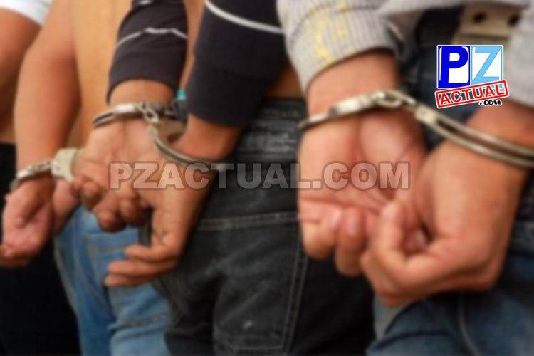 Capturan en Quepos a sospechosos de participar en casos de Tentativa de homicidio y Lesiones.
