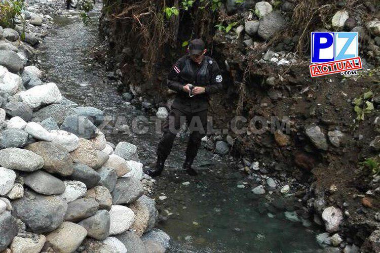 Policía de Fronteras detuvo a cazadores y a coligalleros en Parque Nacional Corcovado.