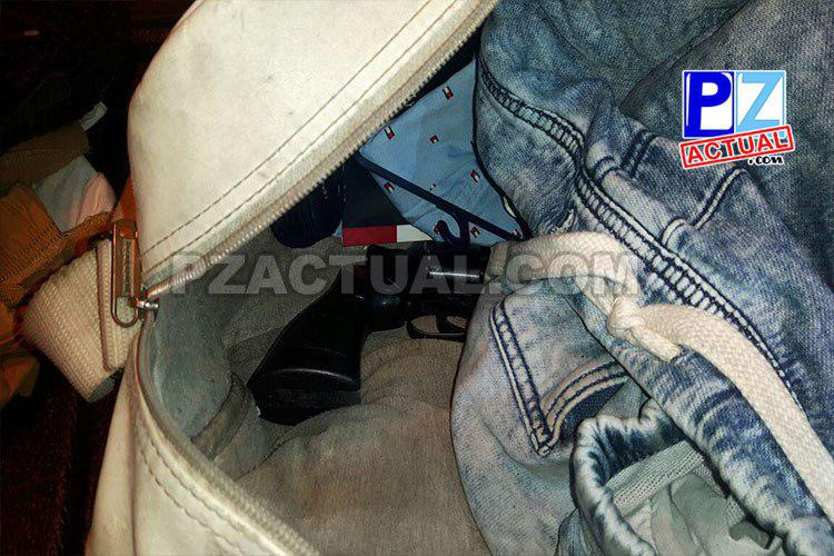 Policía de Fronteras detuvo en  Golfito a hombre armado y a colombiana en situación migratoria irregular.