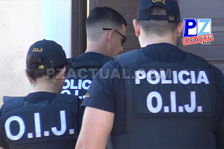 La Fiscalía de Garabito pedirá medidas cautelares contra sospechoso de sustraer bienes en hoteles.