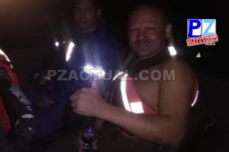 Guardacostas rescata a tres turistas que estuvieron a punto de ahogarse.