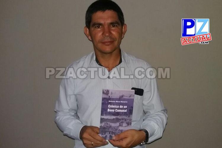 Crónica de un Bono Comunal, el libro que relata las tristezas y penas vividas por Lomas de Cocorí.