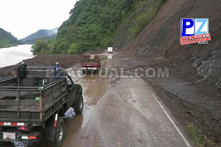 Según MOPT sólo dos de las 33 rutas nacionales afectadas por fuertes lluvias se mantienen cerradas.
