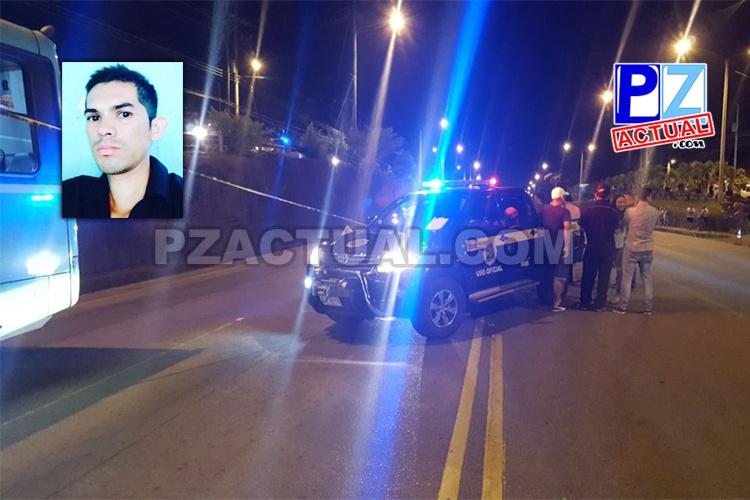 Accidente de tránsito cobró la vida de una persona en Pérez Zeledón.