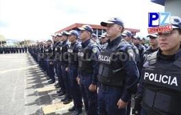 Ministerio de Seguridad Pública busca 1.000 nuevo policías.