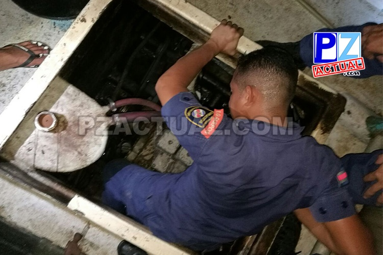 Guardacostas de Quepos rescata a tres pescadores que quedaron a la deriva.