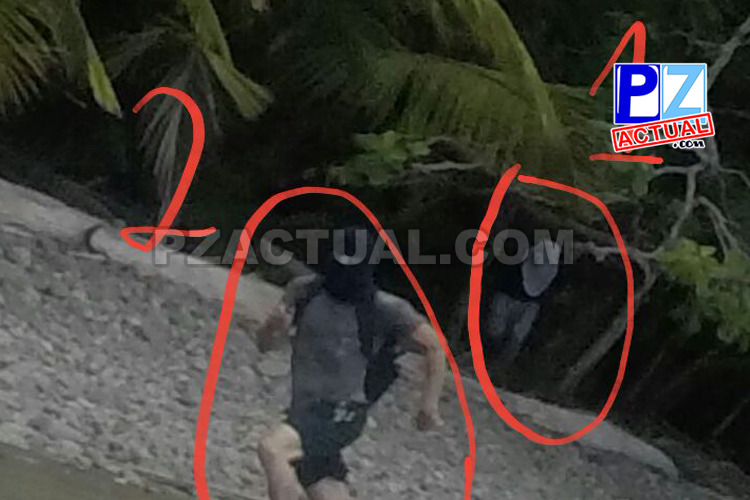 Capturan en lo interno de la montaña a sospechosos de asaltar turistas en Osa.