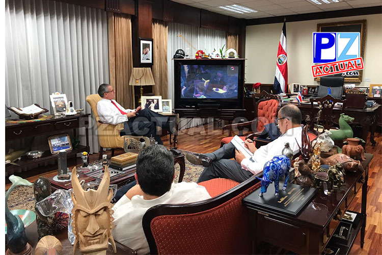 Corte Internacional de Justicia fija compensación por invasión de Nicaragua a Isla Portillos.