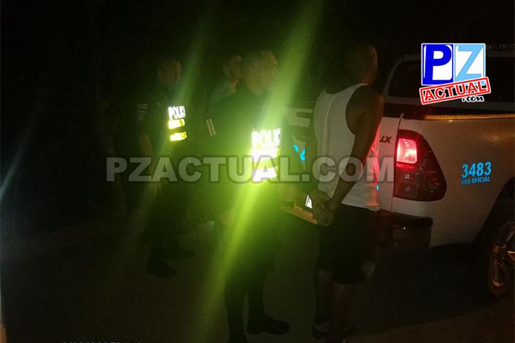Detienen a dos hombres por presunto transporte de droga en Pérez Zeledón.