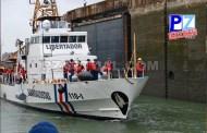 Estados Unidos dona a Costa Rica embarcaciones con tripulaciones capacitadas.