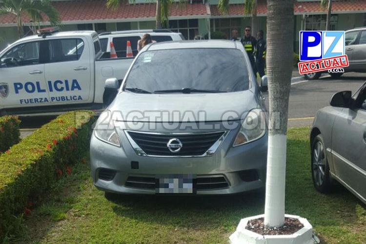 Seguimiento policial permite detener a grupo que se dedicaba a la tacha de vehículos en Garabito.