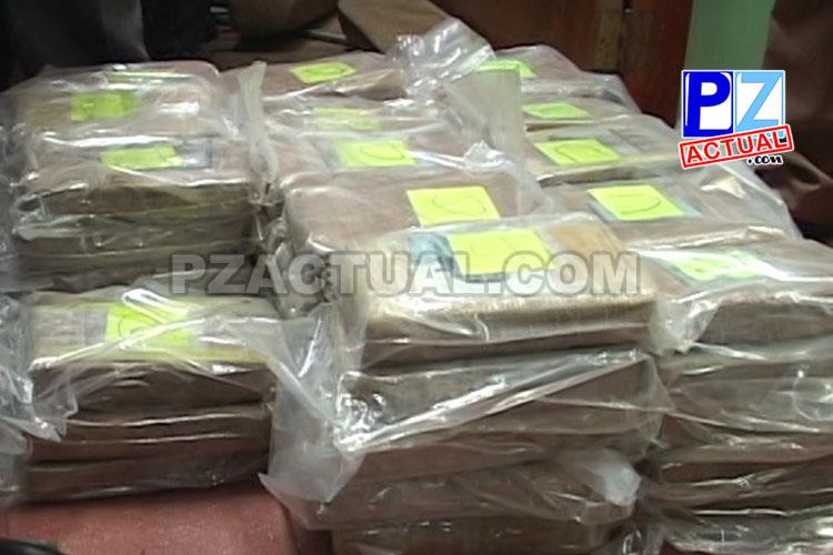 Dos hombres irán 10 años a prisión por transportar más de 200 kilos de cocaína en la Zona Sur.