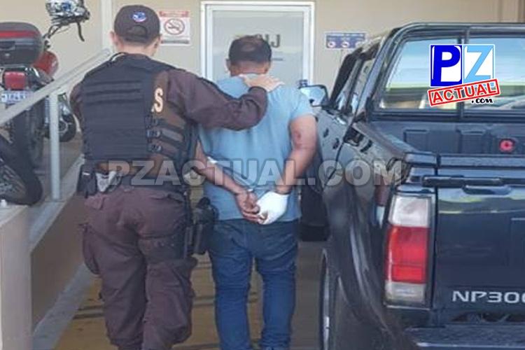 Policía de Fronteras capturan a prófugo de la cárcel en Paso Canoas.