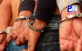 Por tráfico internacional de drogas, tres extranjeros irán seis meses a prisión.