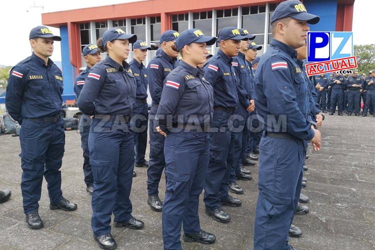 Academia Nacional de Policía formó 280 nuevos oficiales.