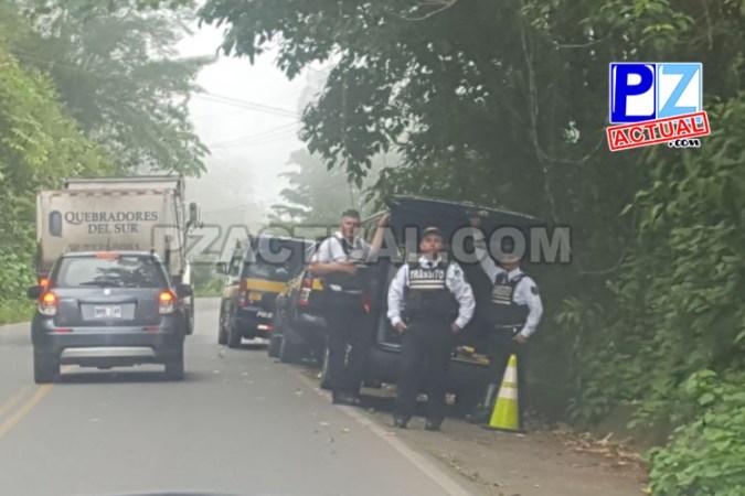 Policía de Tránsito aplicará al menos 100 controles de velocidad y alcohol al volante en Semana Santa.