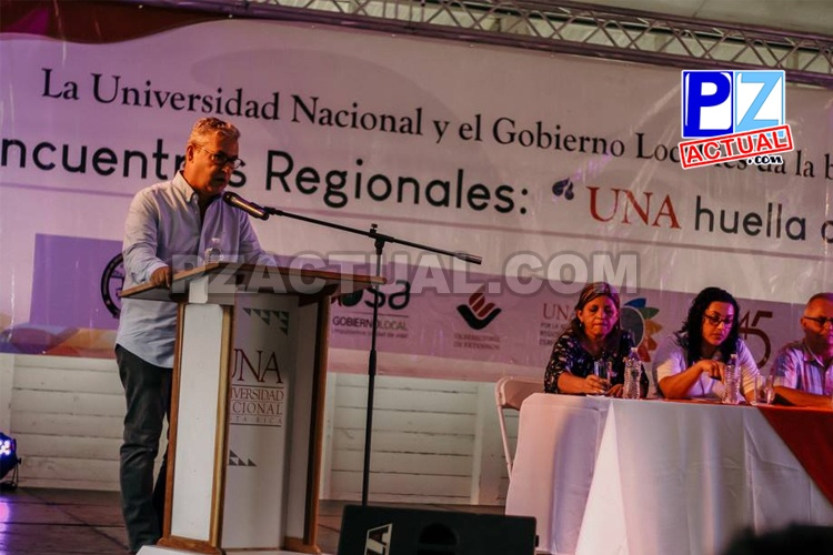 """IV Encuentro Regional """"UNA huella con esencia"""" fue todo un éxito."""